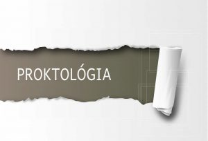 aranyér proktológia