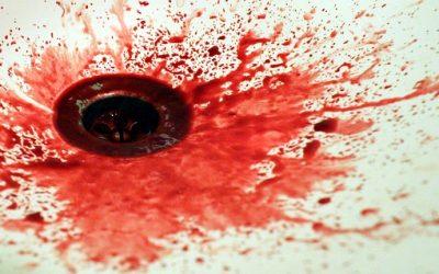 Végbélrepedés vérzéssel