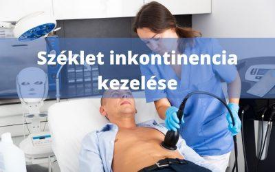 Széklet inkontinencia kezelése